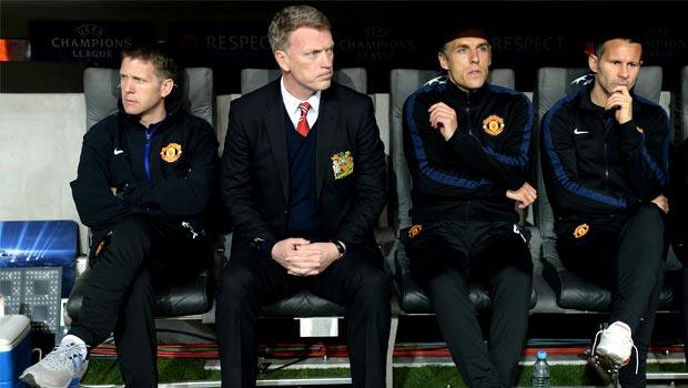 HLV David Moyes của Manchester United
