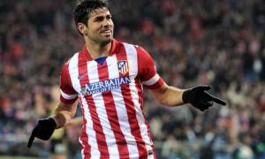Diego Costa Atletico Madrid Bóng Đá Tây Ban Nha
