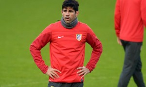 Tiền đạo Diego Costa của Atletico Madrid tin rằng Chelsea