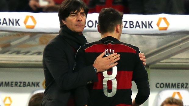 Joachim Low Bóng Đá Germany World Cup Mesut Ozil
