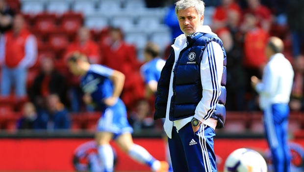 Jose Mourinho - Chelsea manager