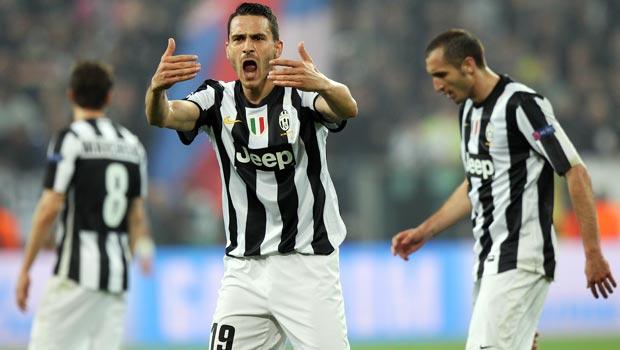 Huấn luyện viên Antonio Conte của Juventus