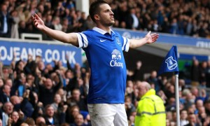 Kevin Mirallas Ngoại Hạng Anh Everton