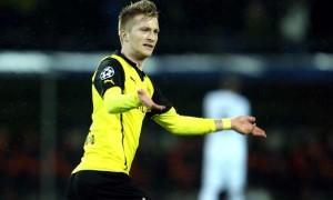 Ngôi sao Marco Reus của Borussia Dortmund