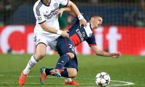 Marco Verratti Bóng Đá Paris Saint-Germain