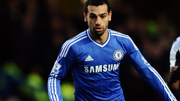 Mohamed Salah Chelsea Ngoại Hạng Anh