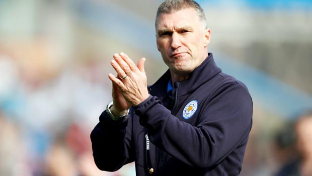 Nigel Pearson Hạng Nhất Anh Leicester city