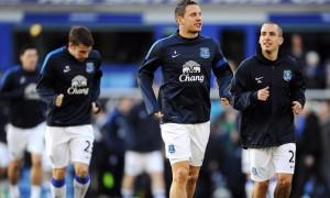 Phil Jagielka Everton Ngoại Hạng Anh