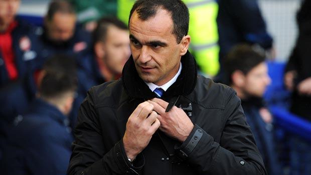 Roberto Martinez nhắc nhở các cầu thủ Everton
