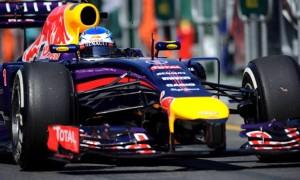 Sebastian Vettel Đua Xe F1 Red Bull