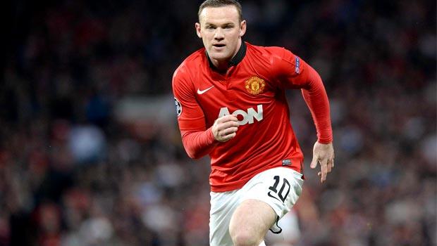Wayne Rooney Bóng Đá Man United