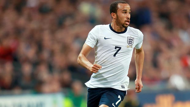 Andros Townsend đội tuyển Anh World Cup