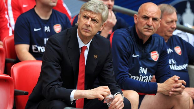 Arsene Wenger cua Arsenal Bóng Đá