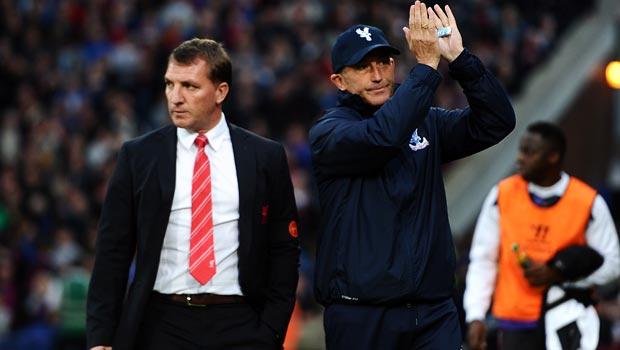 Huấn luyện viên Brendan Rodgers Liverpool