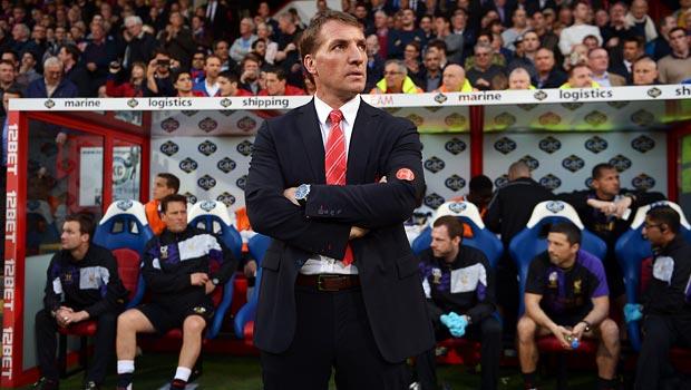 HLV Brendan Rodgers của Liverpool