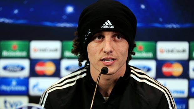 David Luiz cua Chelsea Bóng Đá