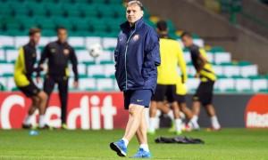 Huấn luyện viên Gerardo Martino của Barcelona