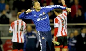 Huấn luyện viên Gus Poyet của Sunderland Bóng Đá