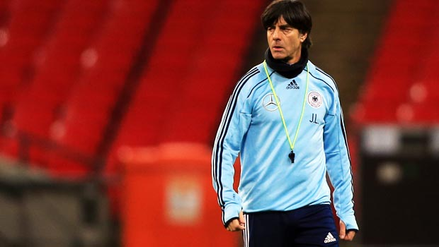 Joachim Low Germany head coach