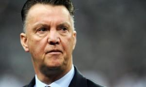 Louis van Gaal Ngoại Hạng Anh Manchester United