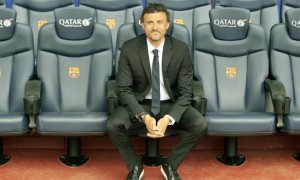 Luis Enrique New Barcelona head coach