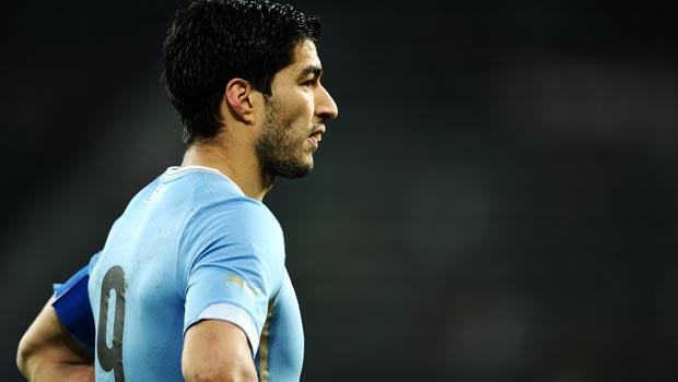 Luis Suarez - Uruguay World Cup 2014