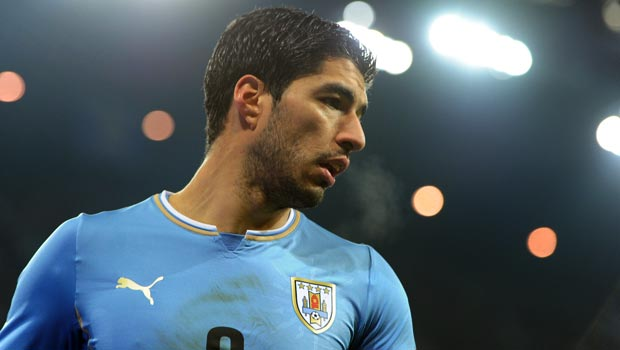 Luis Suarez cho biết Uruguay