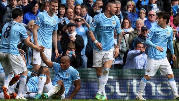 Manchester City Ngoại Hạng Anh Bóng Đá