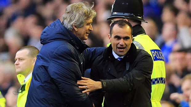HLV Manuel Pellegrini của Manchester City Ngoại Hạng Anh