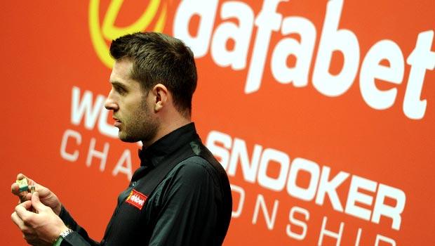Mark Selby Bida Dafabet World Championship