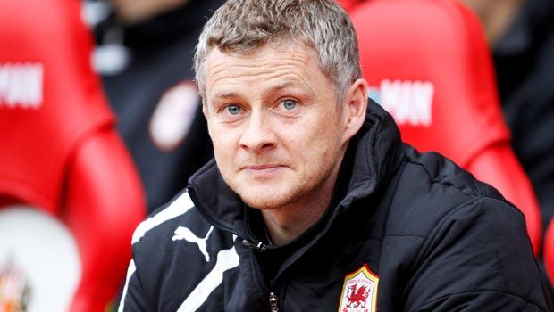 Huấn luyện viên Ole Gunnar Solskjaer của Cardiff