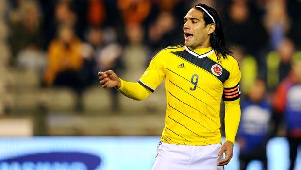 Radamel Falcao - Colombia World Cup 2014