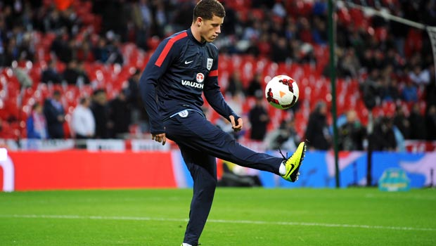 Ross Barkley - England World Cup 2014