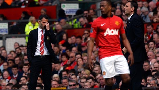Huấn luyện viên tạm quyền Ryan Giggs của Manchester United