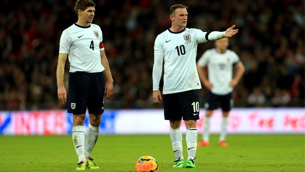 Steven Gerrard cua đội tuyển Anh