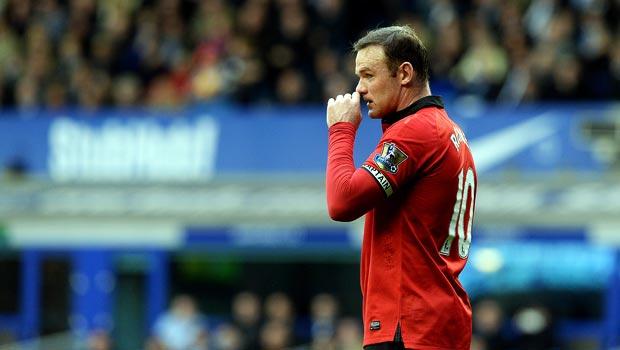 Wayne Rooney Bóng Đá Manchester United  Ngoại Hạng Anh