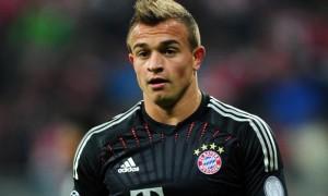 Xherdan Shaqiri Bayern Munich