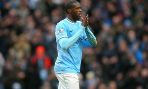 Yaya Toure - Manchester City