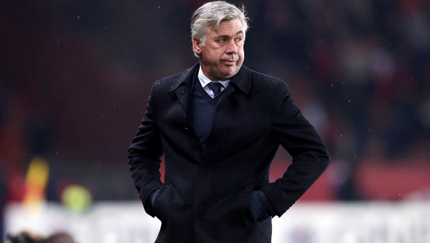 Carlo Ancelotti backing Italy