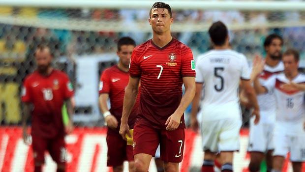 Cristiano Ronaldo Portugal captain World Cup