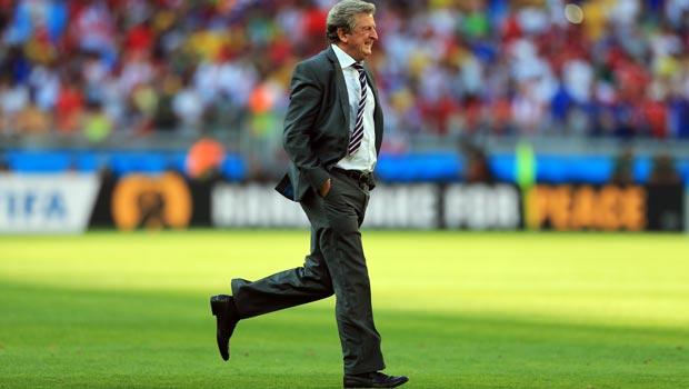 England Roy Hodgson World Cup