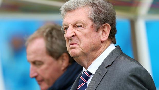 England Roy Hodgson World Cup 2014