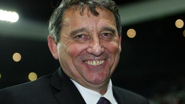 Graham Taylor Former England boss