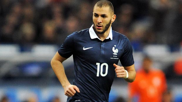 Karim Benzema France World Cup