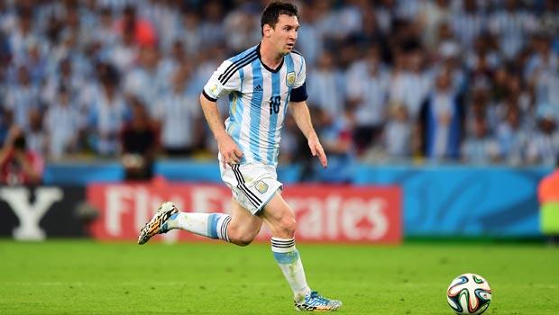 Lionel Messi Argentina World Cup