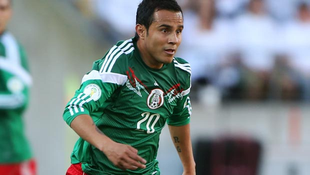 Luis Montes Mexico World Cup 2014