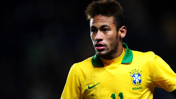 Neymar Brazil World Cup 2014