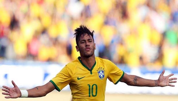 Neymar Brazil win over Panama