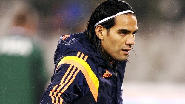 Radamel Falcao Colombia World Cup