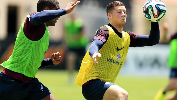 Ross Barkley England